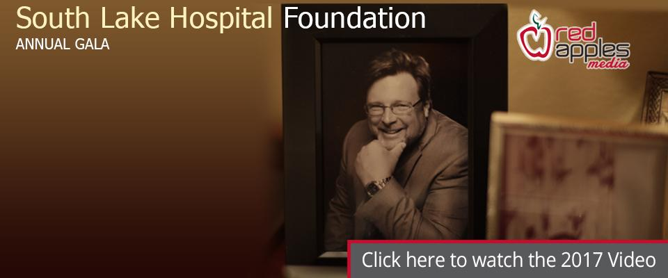 For the 3rd consecutive year, the South Lake Hospital Foundation turned to Red Apples Media