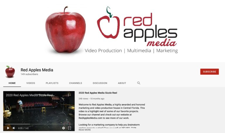 See our core values in our Red Apples YouTube Channel!